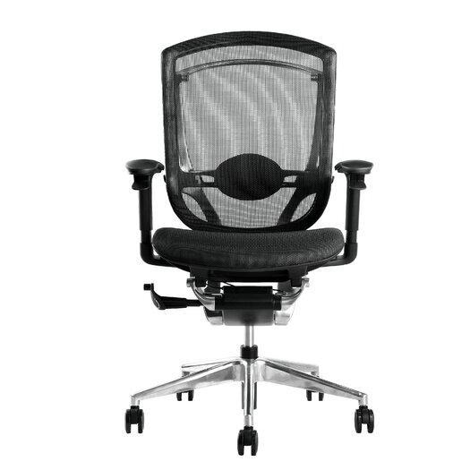 Ergo Mid-Back Mesh Office Chair