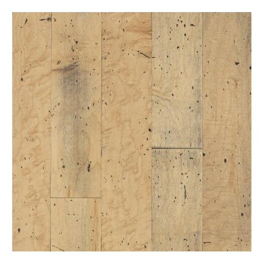 """Armstrong Heritage Classics 5"""" Engineered Maple Flooring in Antique Natural"""