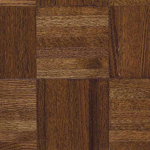 "Armstrong Urethane Parquet 12"" Solid Oak Flooring in Windsor"