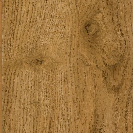 "Armstrong Luxe Jefferson Oak 6"" x 36"" Vinyl Plank in Golden"