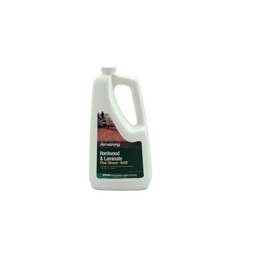 Armstrong Armstrong Hardwood and Laminate Cleaner Refill 0.5 Gallon