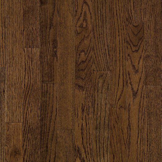 """Armstrong Somerset Strip 2-1/4"""" Solid Red Oak Flooring in Large Haystack"""