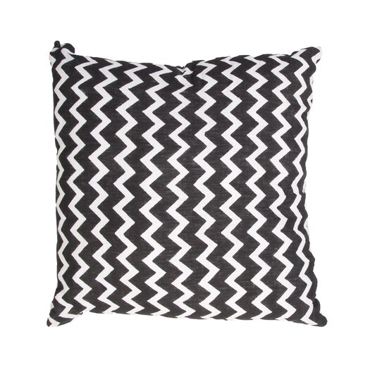 Jaipur Rugs Mozambique Handmade Pure Cotton Pillow
