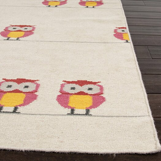 Jaipur Rugs Maroc Antique Owl's Well Novelty Area Rug