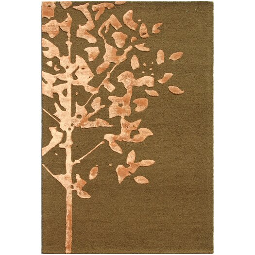Jaipur Rugs Midtown Brown Tufted Rug