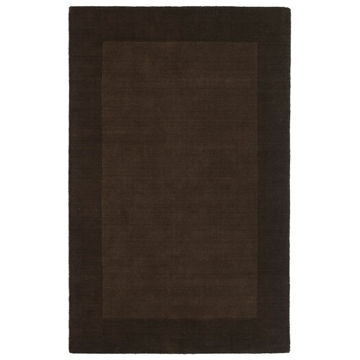 Kaleen Regency Solid Kids Brown Rug