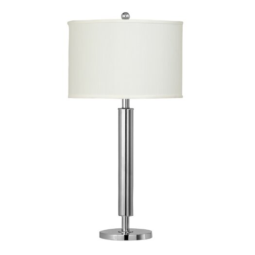 "Cal Lighting Neoteric 29.5"" H Table Lamp with Drum Shade"
