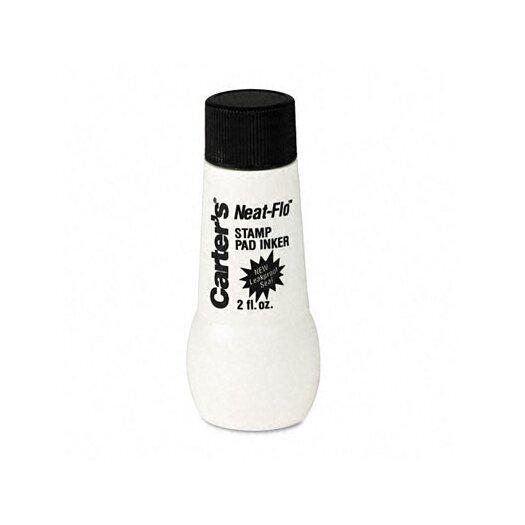 Carter's® Neat-Flo 2oz Bottle Inker, Black