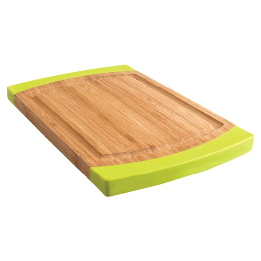 BergHOFF International Rounded Bamboo Cutting Board