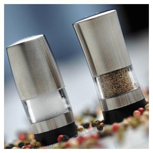 BergHOFF International Mini Salt and Pepper Shaker Set