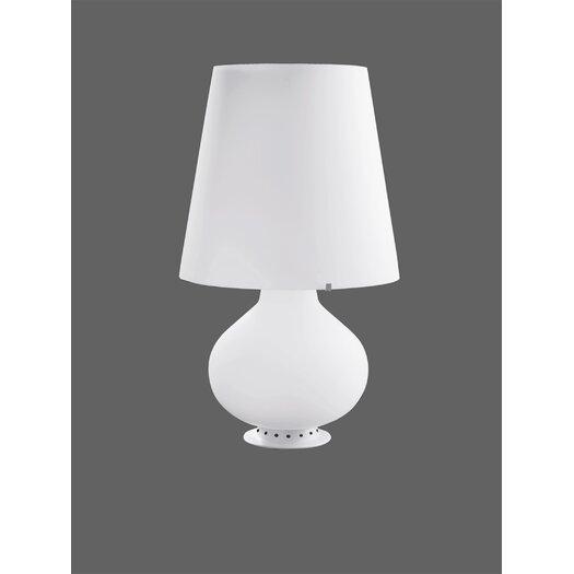 FontanaArte Fontana Table Lamp with Empire Shade