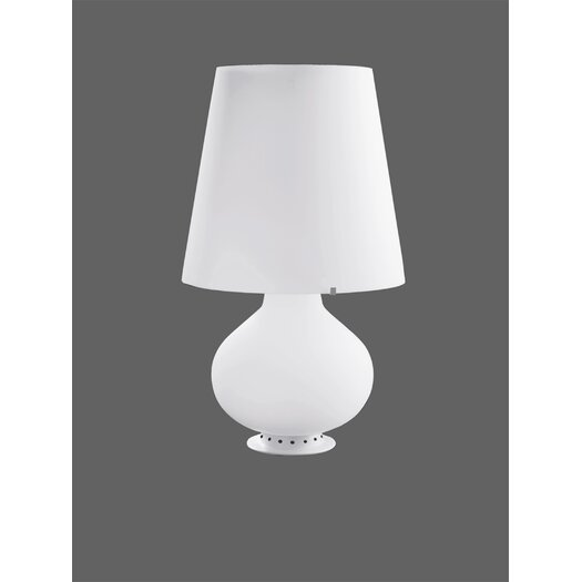 FontanaArte Fontana Table Lamp with Empire Shade