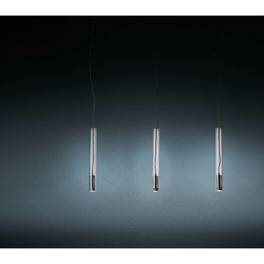 FontanaArte Tubo 3 Light LED Pendant