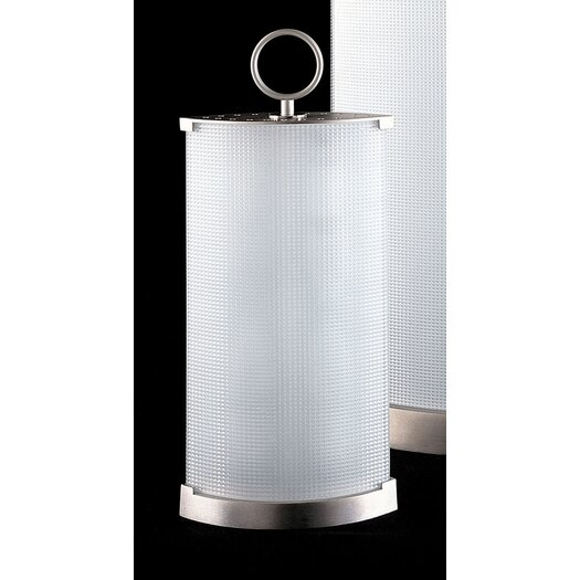 FontanaArte Pirellina Table Lamp with Drum Shade