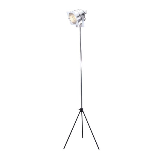 Adesso Spotlight Floor Lamp