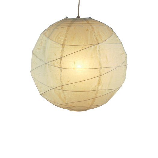 Adesso Orb 1 Light Pendant