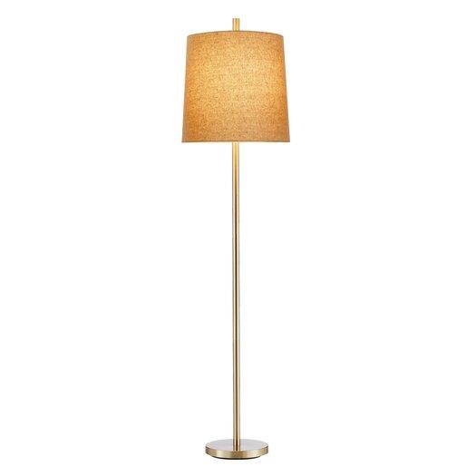 Adesso Jayne 1 Light Floor Lamp