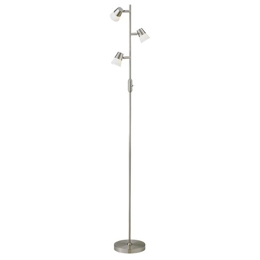 Adesso Vision LED Tree Floor Lamp