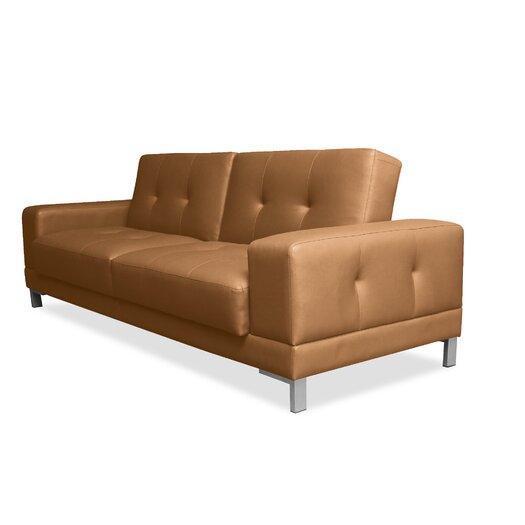 LifeStyle Solutions Serta Dream Metropolitan Convertible Sofa