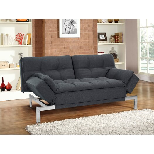LifeStyle Solutions Casual Convertible Boca Sofa