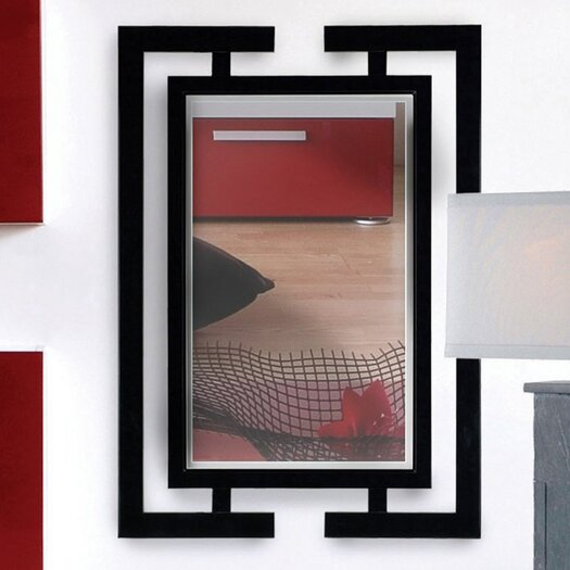 Wildon Home ® Shinto Wall Mirror