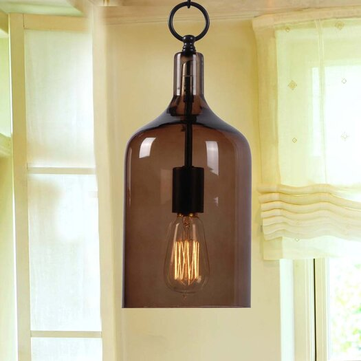 Wildon Home ® Capri 1 Light Mini Pendant