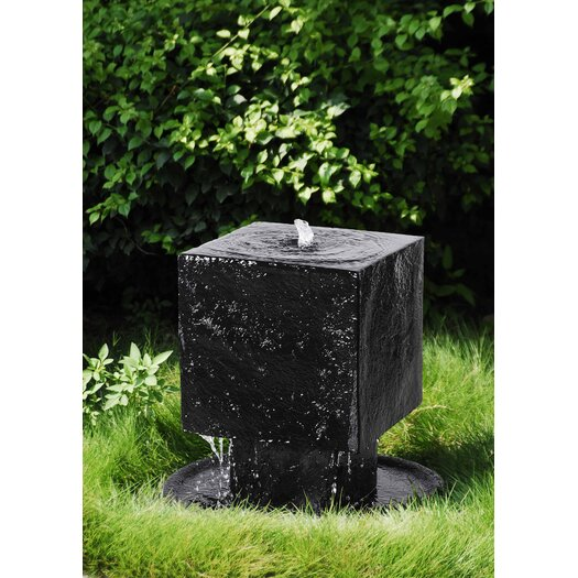 Wildon Home ® Easton Hidden Outdoor Basin Fountain
