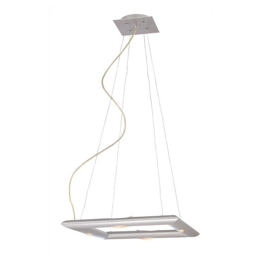 Wildon Home ® Forma 4 Light Pendant
