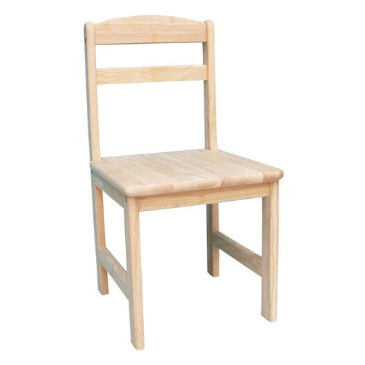 International Concepts Juvenile Kid's Novelty Chair