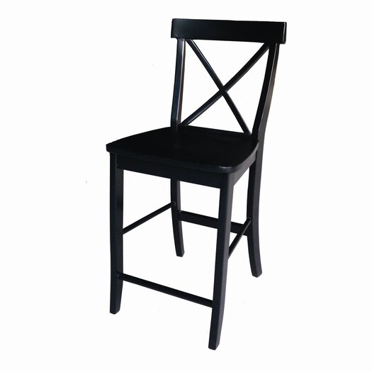 "International Concepts Dining Essentials 24"" Bar Stool"