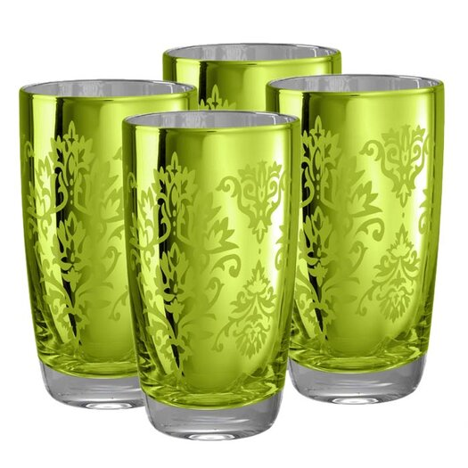 Artland Brocade Highball Glass