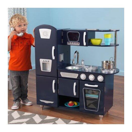 KidKraft Blue Vintage Kitchen II