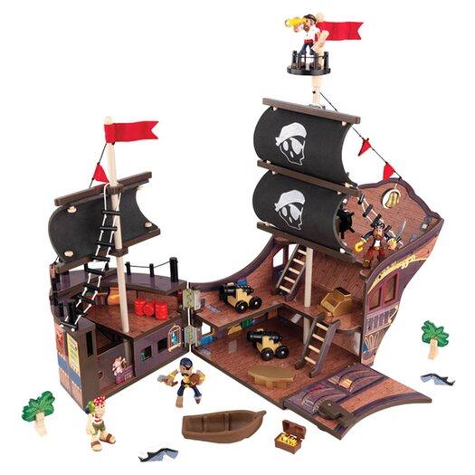 KidKraft Pirate Ship