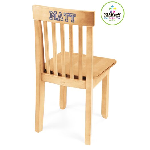 KidKraft Personalized Avalon Kid's Desk Chair