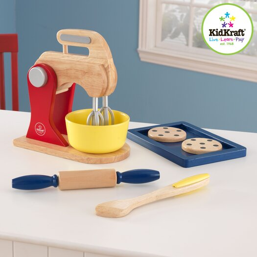 KidKraft 6 Piece Primary Baking Set