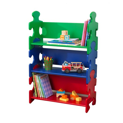 KidKraft Puzzle Bookcase