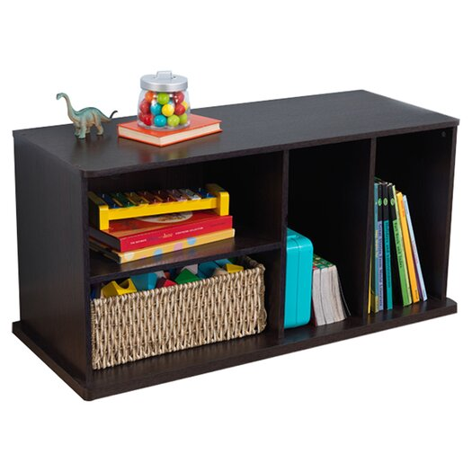 KidKraft Storage Unit with Shelves