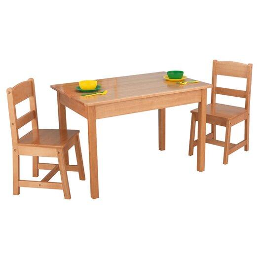KidKraft Kids 3 Piece Table & Chair Set III