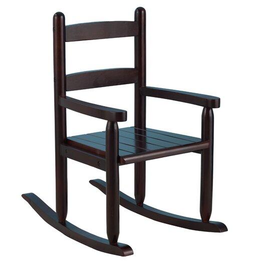 KidKraft Kid's 2 Slat Rocking Chair