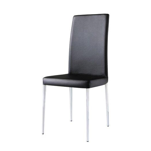 Armen Living Posto Side Chair