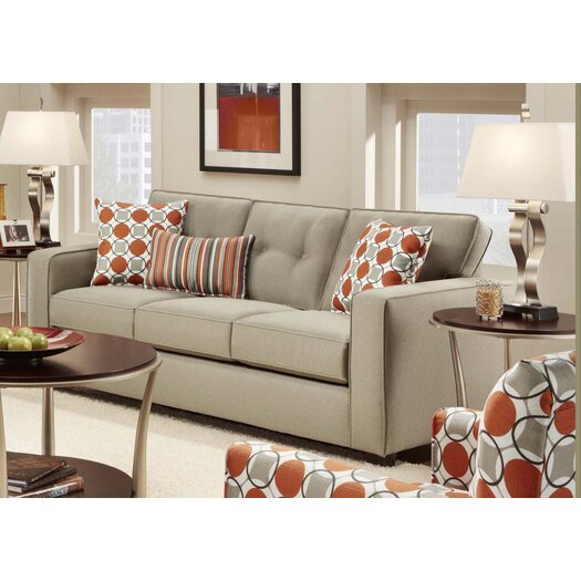 Armen Living Dolly Sofa