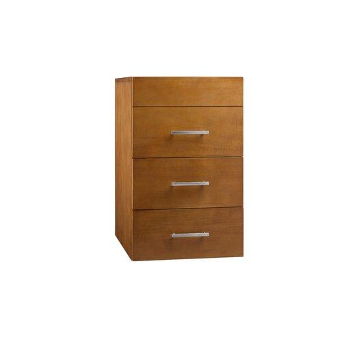 Ronbow Venus - 15inches Drawer bridge w/three drawers