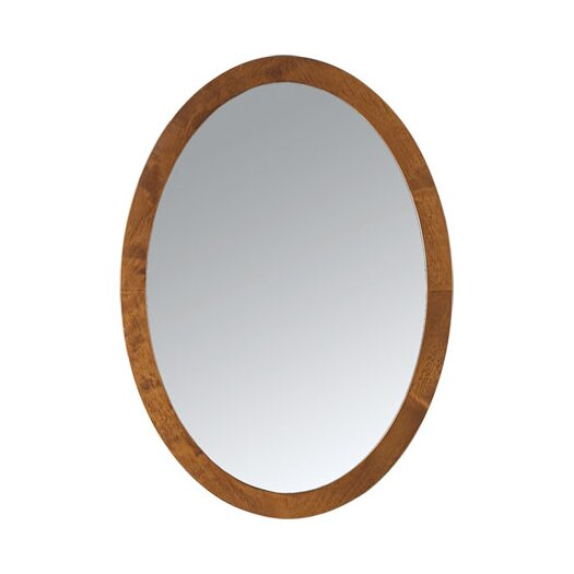 Ronbow Oval Mirror