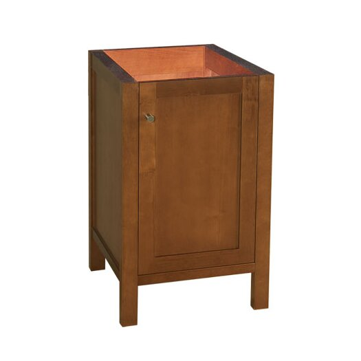 "Ronbow Contempo Cami 18""  Wood Vanity Base"