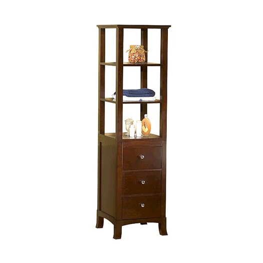 """Ronbow Neo Classic 19.625"""" x 72"""" Linen Tower"""