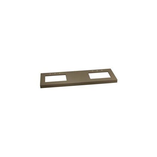 "Ronbow 61"" Undermount Sinks  Vanity Top"