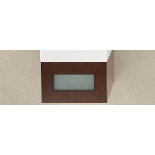 "Ronbow Wall Hung 18"" Drawer Bathroom Vanity Base"