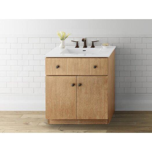 "Ronbow Amberlyn 30"" Wood Cabinet Vanity Set"