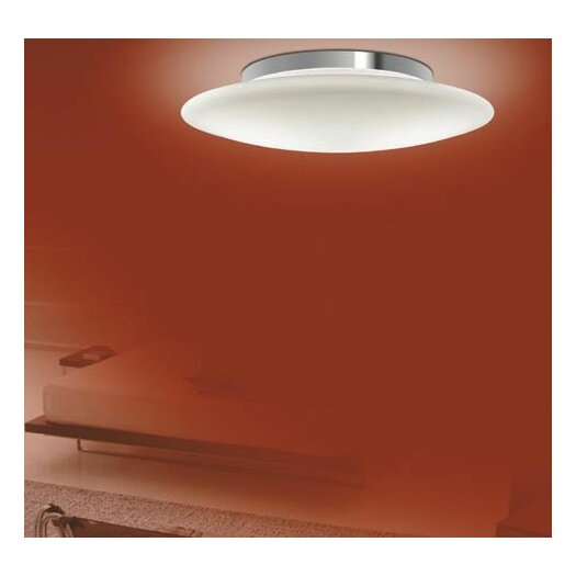 Illuminating Experiences Aura Flush Mount