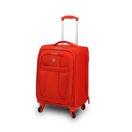 Wenger Swiss Gear Carry-On Spinner Suitcase